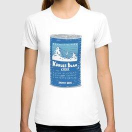 Kuhles Blau Light T-shirt