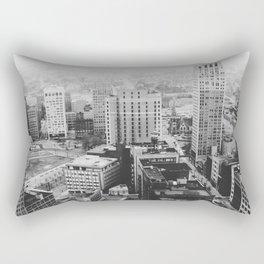 33rd Floor - Detroit, MI Rectangular Pillow
