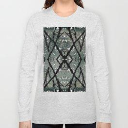 Oregon fall geometry VII Long Sleeve T-shirt