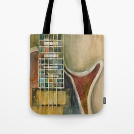 Gibson Electric Guitar Tote Bag
