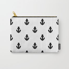 Anchors by the sea Carry-All Pouch