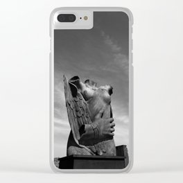 Pompeii - A City Uncovered - 5 Clear iPhone Case