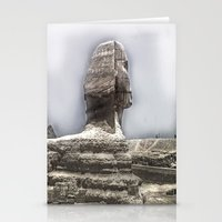 egypt Stationery Cards featuring Egypt by Alex Alexandru