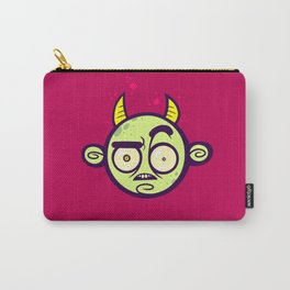 Confused Devil Carry-All Pouch