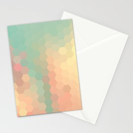 PEACH AND MINT HONEY Stationery Cards