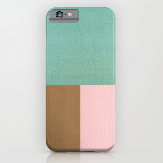 Seaside Sorbet iPhone & iPod Case
