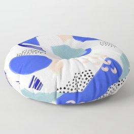 Lagoon Floor Pillow