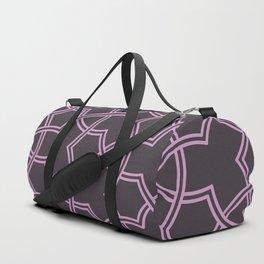 Arabesque Dark Duffle Bag