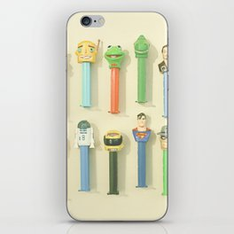 Candy Dispensers iPhone Skin