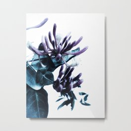 Flow Metal Print