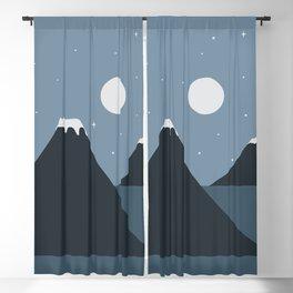 Cat Landscape 44 Blackout Curtain