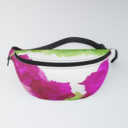 Windswept Roses Fanny Pack