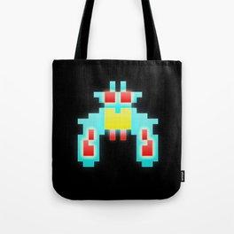 Galaga Exterminator Tote Bag
