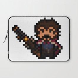 Graves, The Pixel Gunslinger Laptop Sleeve