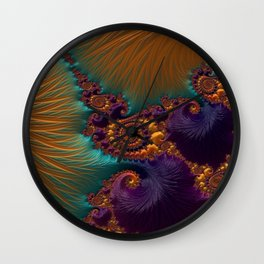 Legend of the Sea Wall Clock