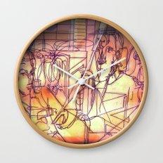 Ukvumi Wall Clock