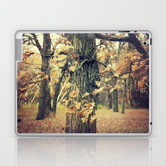 Wilted Beauty Laptop & iPad Skin