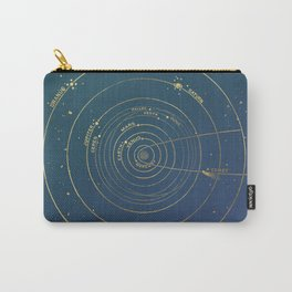 Golden System Carry-All Pouch