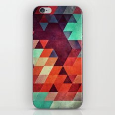 lyzyyt iPhone & iPod Skin