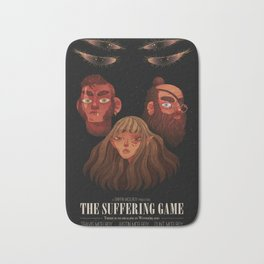 The Suffering Game Bath Mat