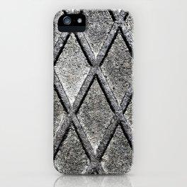 Metal Grid iPhone Case