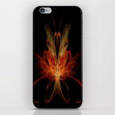 Fractal II iPhone & iPod Skin