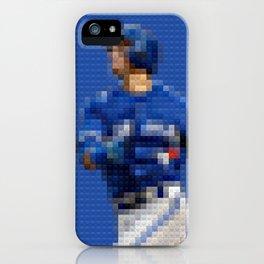 BlueJays - Legobricks iPhone Case