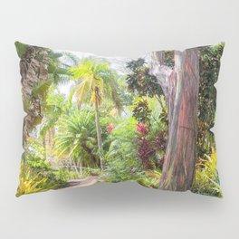 Jungle Path Pillow Sham