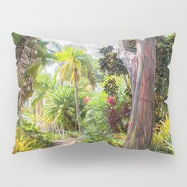 Jungle Path Pillow Sham