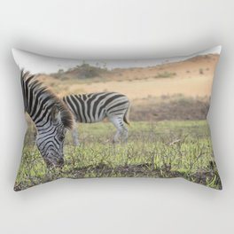 Zebra Swap Rectangular Pillow