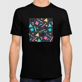 Memphis Shapes T-shirt