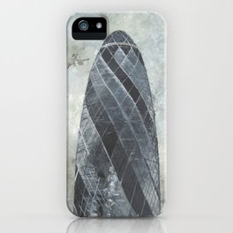 Gherkin, London  iPhone Case