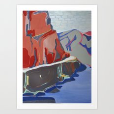 Passages Art Print