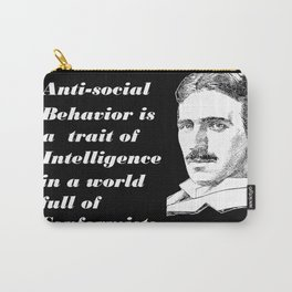 Inteligence Tesla Carry-All Pouch