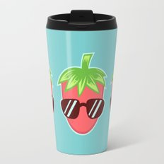 Strawberry Fresh Travel Mug