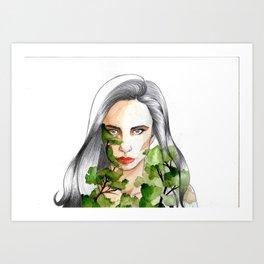 Dona Bosc Art Print