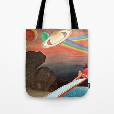 Infinity Pool Tote Bag