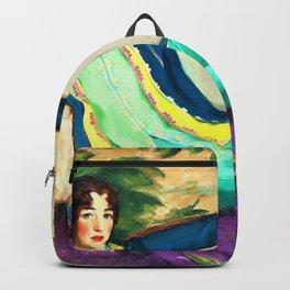 Gertrude Vanderbilt Whitney - Digital Remastered Edition Backpack
