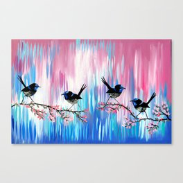 Soft Colors Canvas Print