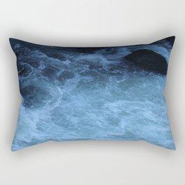 Overhead Rush Rectangular Pillow