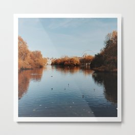 St James' Park Metal Print