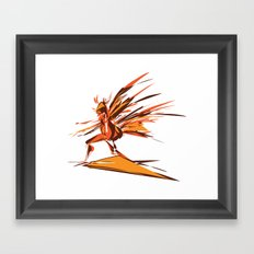 Untitled! Framed Art Print