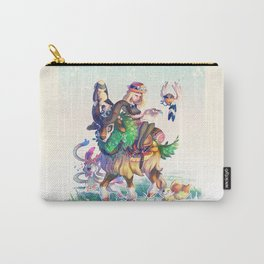X & Y New Start Carry-All Pouch