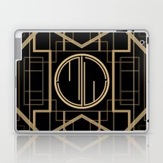 MJW- GREAT GATSBY STYLE Laptop & iPad Skin