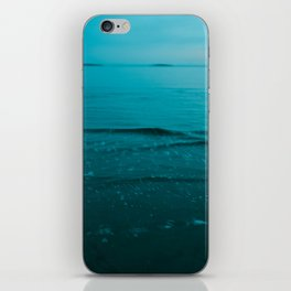 Summer of Love at the Beach iPhone Skin