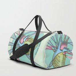 HEART Great Machine Duffle Bag
