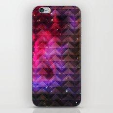 Galaxy Tribal Elevator iPhone & iPod Skin