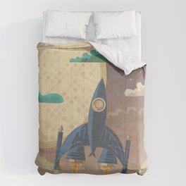 Dream Launch Comforters
