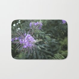Coldwater Lake Flower # 2 Bath Mat