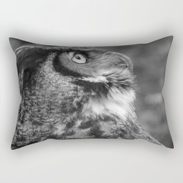 The Gaze by Teresa Thompson Rectangular Pillow